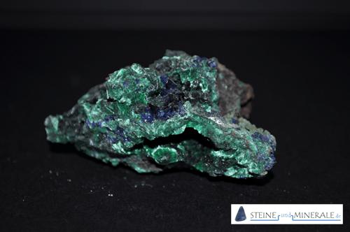 Azuriet - Aufnahme des Minerals