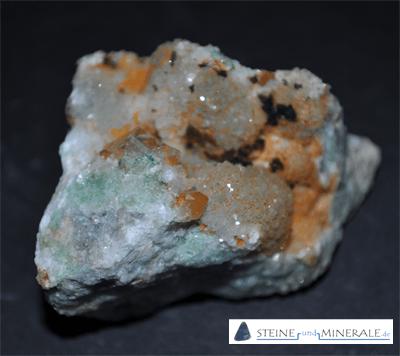 Ba-Pharmakosiderite - Mineral und Kristalle