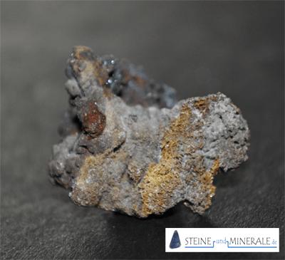 Bindheimit - Mineral und Kristalle