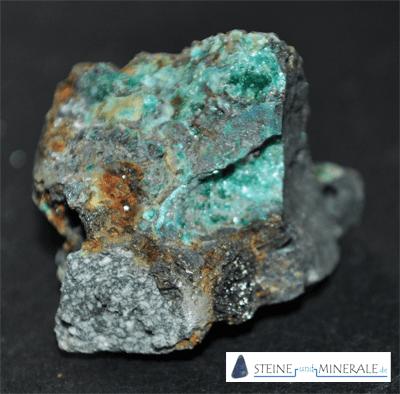 Brochantit - Mineral und Kristalle