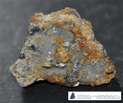 Cerussit - Mineral und Kristalle