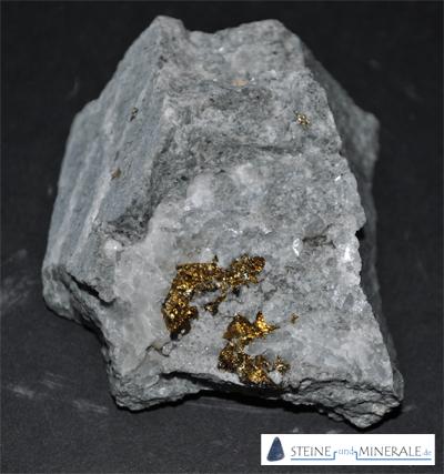 Kupferkies - Mineral und Kristalle
