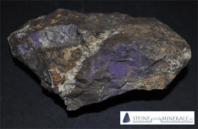 Purpurite - Mineral und Kristalle