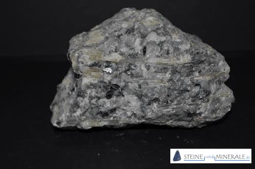 Pyknita - Aufnahme des Minerals