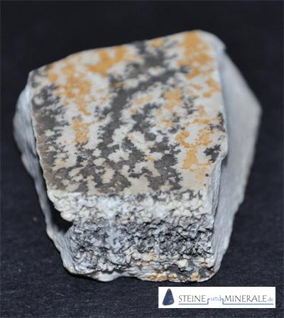 Pyrolusite - Mineral und Kristalle