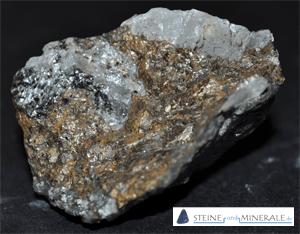 Pyrrhotin - Mineral und Kristalle