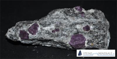 Rubin - Mineral und Kristalle