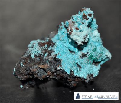 Serpierit - Mineral und Kristalle