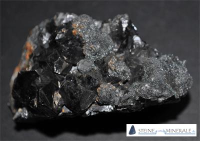 Sinkblende - Aufnahme des Minerals
