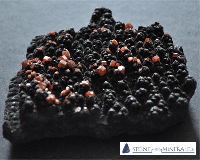Vanadinite - Mineral und Kristalle