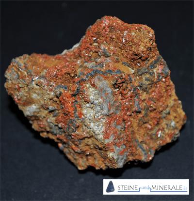 Vauquelinite - Mineral und Kristalle