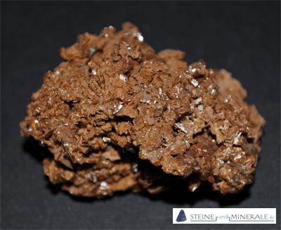 Wulfenita - Aufnahme des Minerals