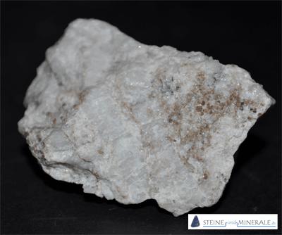 Zunyiet - Aufnahme des Minerals