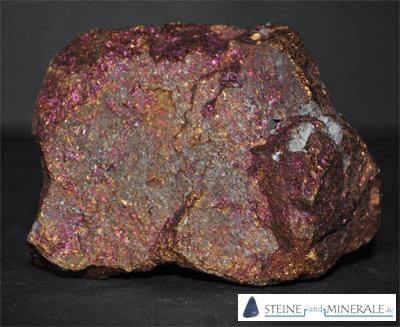 bornite - Mineral und Kristalle