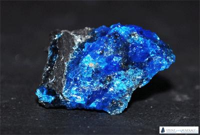 chalcanthite - Mineral und Kristalle