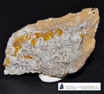 crocoite - Mineral und Kristalle