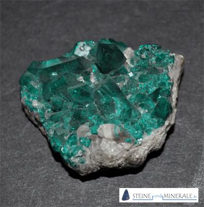 dioptase - Mineral und Kristalle