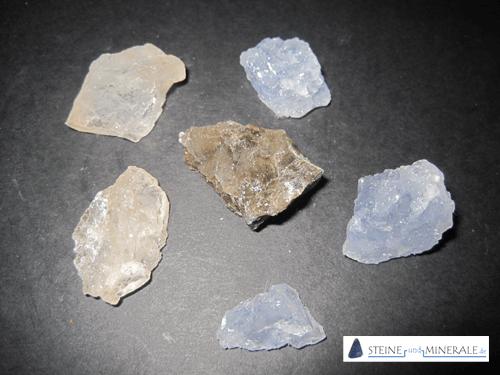 halite - Mineral und Kristalle