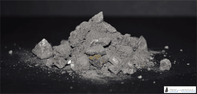marcasit - Aufnahme des Minerals