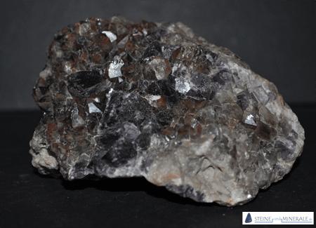 morion - Aufnahme des Minerals