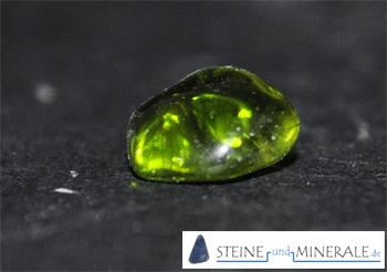 olivijn - Aufnahme des Minerals