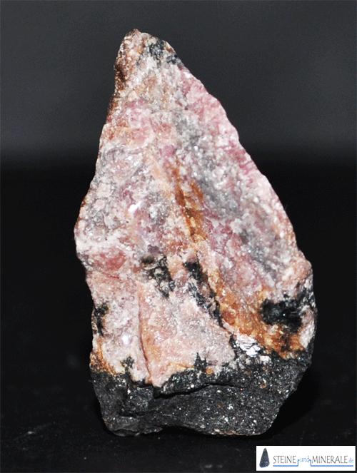 rhodonite - Mineral und Kristalle