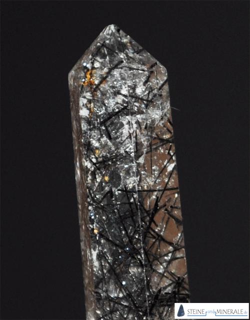 rutilquarz - Aufnahme des Minerals