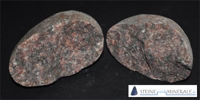 Granodiorite - Mineral und Kristalle