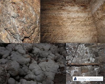 travertin_gestein - Aufnahme des Minerals