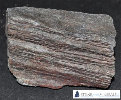 holzstein - Aufnahme des Minerals