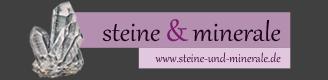 Logo steine-und-minerale.de